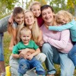 Happy family — Stock Photo #12352062