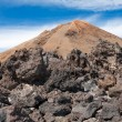 Teide volcano. Tenerife, Canary Islands - Stock Photo