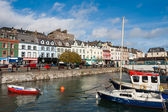 Cobh town. Ireland — Stock Photo
