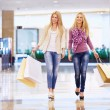 Walking in the store — Stock Photo #10953725
