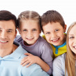 Happy family — Stock Photo #11275294