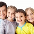Happy family — Stock Photo #11586297