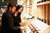 Tienda de vinos — Foto de Stock