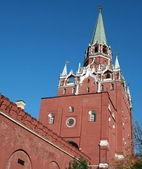 Kremlin tower on sky background — Stock Photo