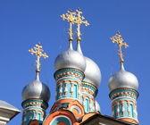 Kuppel der kirche — Stockfoto
