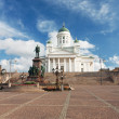 Cathedral of St Peter and Paul in Helsinki - Stock Photo