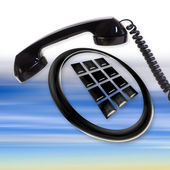 Telephone. — Stock Photo