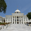 State Capital of  Alabama. — Stock Photo