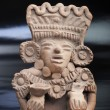 Pre Columbian Warrior. — Stock Photo