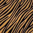 Royalty-Free Stock Vector Image: Tiger skin pattern