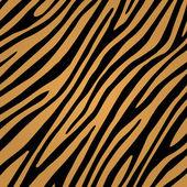Tiger skin pattern — Stock Vector