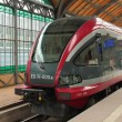 Polish electric train PESA - Stock Photo