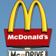 McDonalds sign — Stock Photo #11366310