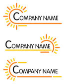 Corporate symbol templates — Stock Vector
