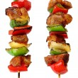 Fried skewers — Stock Photo #11830894