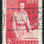 Постер, плакат: Marshal Mannerheim