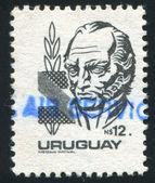 José gervasio Artigasa — Zdjęcie stockowe