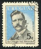 Carlos Vaz Ferreira — Foto de Stock