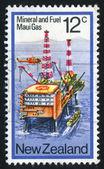 Gas Drilling Platform — Stock Photo