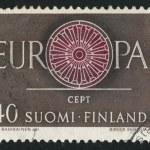 Emblem CEPT — Stock Photo #10915799
