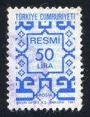 Turkiska mönster — Stockfoto