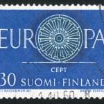 Emblem CEPT — Stock Photo #10925307