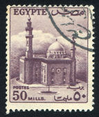 Mosque of Sultan Hassan — Stockfoto