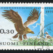 Stock Photo: Stamp Eagle