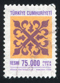 Turkish pattern — 图库照片