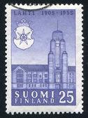 Lahti Town Hall — Stock Photo