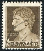 Augustus Caesar — Stock Photo
