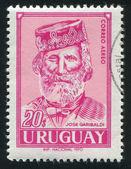 Giuseppe Garibaldi — Stock Photo