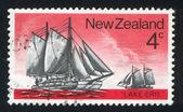 Historic Sailing Ship — Stock Photo