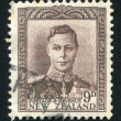King George VI — Stock Photo