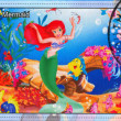 little mermaid — Stock Photo
