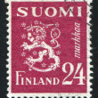 Coat of arms of Finland — Stockfoto #11190971
