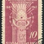 Postal Savings Emblem — Stock Photo #11191021