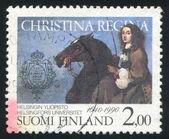 Reina cristina de suecia — Foto de Stock