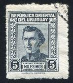 José gervasio artigas — Stockfoto