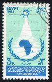 Map of Africa — Zdjęcie stockowe