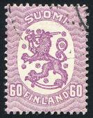 Státní znak finska — Stock fotografie