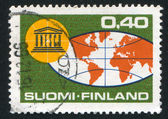 Globe Map — Zdjęcie stockowe
