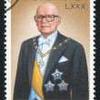 President Urho Kekkonen — Stock Photo