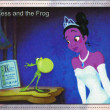 Stock Photo: Princess and the frog