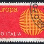Emblem CEPT — Stock Photo #11356401