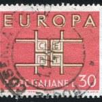 Emblem CEPT — Stock Photo #11356418