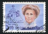Baroness Sophie Mannerheim — Stock Photo
