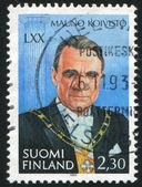Mauno Koivisto — Stock Photo