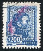José gervasio artigas — Foto Stock