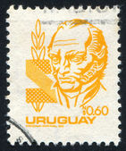 José gervasio artigas — Stock fotografie